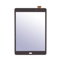 samsung tab plus großhandel-10 teile / los Hohe Qualität Touchscreen Glas Digitizer Panel Ersatzteil mit LOGO für Samsung Galaxy Tab AL Plus P550 P551 P555