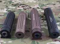 fouettage de jouets achat en gros de-KAC PDW QD 14mm frein à bouche filetage négatif avec kit QD Flash Hider pour jouets M4 AR15 556
