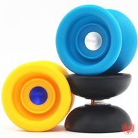 novo yoyo venda por atacado-Chegam novas YOYO IMPÉRIO vento sul Notus Pom yoyo CNC Yoyo para Professional yo-yo jogador de Metal e Material POM Clássico brinquedos