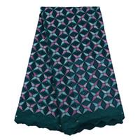 algodão rendas vestidos de noiva venda por atacado-SNY1002 venda Quente tecido de renda suíço para home textile, rendas de algodão africano para o vestido de festa de casamento