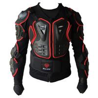 cuerpo sólido sexo al por mayor-armadura de moto profesional Bici cruzada Armadura Sólido Tela de protección S M XL XL XXL tamaño XXXL disponible uni sex