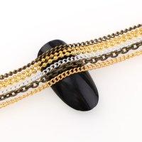 corrente de prata japonesa venda por atacado-