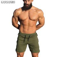 erkek yaz şortları toptan satış-Yaz Şort Erkek Pamuk Şort Erkek Cep Erkekler Rahat Nefes Yumuşak Rahat