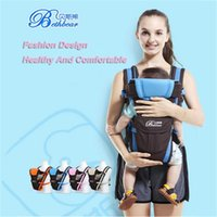 Wholesale kangaroo baby pouch for sale - Group buy Beth Bear Months Baby Carrier Kids Sling Front Facing Backpack Infant Multifunctional Pouch Wrap Baby Kangaroo New Carriers