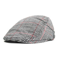 boina hombres blanco al por mayor-2018 Hombre Otoño Invierno Sombrero  Sombrero de algodón Sombreros 2bde2cbaa95