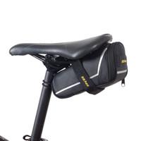 patchs de pneus de vélo achat en gros de-SAHOO Kit de réparation de pneu plat pour vélo Vélo Kit de réparation de pompe pour pneu 7 en 1 Multi-outils dans Accessoires de vélo Sacoches