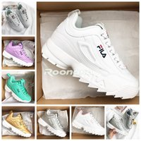 Wholesale Womens Red Platform Shoes - Raf Simons x Consortium Ozweego 2 II Sawtooth 2018 Running Shoes Mens Womens Platform White FW0165-015 Black Brand Designer Sneakers 36-45
