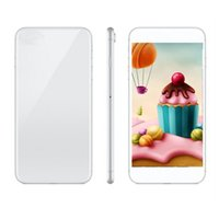 Wholesale gsm tv - 5.5 inch Goophone 8 plus Quad Core MTK6580 512 4GB ROM 2G GSM Unlocked cell phones shows 256GB show 4G LTE smartphone
