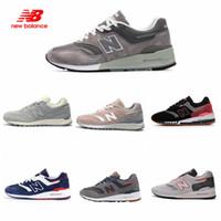 Wholesale unique lace - new balance shoes men women M997DSLR mens Sneakers Running Shoes Sneakers Retro Shoes Unique size 36-44