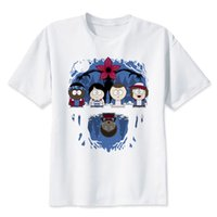 0ca62967a Stranger Things Summer geek T-shirt Men Short Sleeve TShirts White Funny T  Shirts for Men Hipster Tops Tees