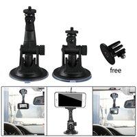 mini pc steht montiert großhandel-1 Stücke Montieren DV GPS auto Kamera Ständer Halter Auto DVR Halter Styling Mini Saugnapf Halterung Hohe Qualität