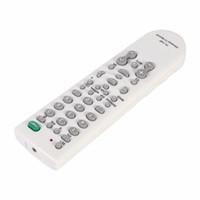 birim uzaktan toptan satış-Akıllı TV Uzaktan Kumanda Ünitesi TV-139F Yedek Kontrol Cihazı Beyaz