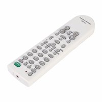 unité à distance achat en gros de-Contrôleur de remplacement pour télécommande TV intelligente TV-139F, blanc