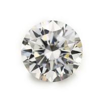 gemas pedras soltas venda por atacado-100pcs 5A Grau Branco 0,8 ~ 1,7 mm cúbicos de zircônia pedra gemas sintéticas redondo soltar pedra CZ