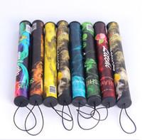 narenciye aromaları toptan satış-ShiSha Zaman Tek Kullanımlık Sigara E HOOKAH Kalem 500 Ponponları Çeşitli Meyve Tatlar Renkli SHISHA TIME Kalemler Elektronik Sigara Epacket ücretsiz