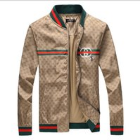 Wholesale baseball jackets women - Fashion Brand fear of god Windbreaker Jacket tiger Snake Print Jackets kanye west Men Casual Long hooded baseball jacket jacket