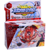 Wholesale beyblade toys online - Beyblade Burst B B34 B35 B36 B37 B41 B41 B48 Starter Zeno Excalibur M I Xeno Xcalibur M I with launcher