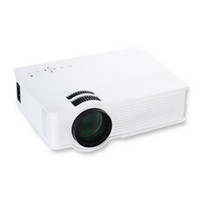 led video projektör mini toptan satış-GP9 2000 Lümen LED Projetor Full HD 1080 P Taşınabilir USB Sinema Ev Sineması Pico LCD Video Mini Projektör GP-9 Projektörler