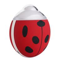 handheizungen usb großhandel-New Beetle Handwärmer Wiederaufladbare Nachtlicht Hand Tragbare Mini Elektroheizung USB Handwärmer 3500 mAH Mobile Power Taschenwärmer