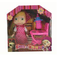 Wholesale masha bear toys for sale - 3 Styles Cartoon Masha PVC Action Figures Bear Toys Model for Kids Children Birthday Gift with Original Box