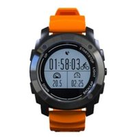 Wholesale sports watches altimeter for sale - S928 Sport Smart Watch GPS Heart Rate Monitor SmartBand Outdoor Smartwatch Air Pressure Altimeter Fitness Wristwatch For IOS Android Phone