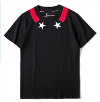 Wholesale top tee brand t shirts for sale - GY Summer T Shirt For Men Tops With Branded Letters Designer Shirts Luxury Short Sleeve Tshirt Brand Mens Clothing Tee S XL