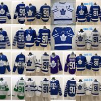 Wholesale cheap hockey jerseys edmonton - The Captain C Patch 91 John Tavares Toronto Maple Leafs Jersey & Edmonton Oilers 97 Connor McDavid Captain C Patch Hockey Jerseys Cheap