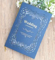 Wholesale Wedding Invitation Kit Buy Cheap Wedding Invitation Kit