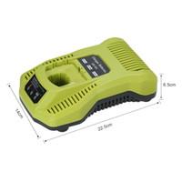 ersatz-batterien groihandel-Freeshipping P117 Wiedereinbau-Aufladeeinheit für Li-Ionbatterie 12-18V NI-CD NI-MH für Ryobi-Elektrowerkzeuge