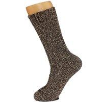 meilleures marques de bottes de neige achat en gros de-Merino laine femmes hommes chaussettes Top Grade marque chanvre hiver chaud épais Coolmax compression bonneterie neige botte dames chaussettes hommes
