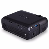 Wholesale Projector HDMI LCD Home Theater Beamer LED Proyector Support Full UHD p Video Media player hot selling