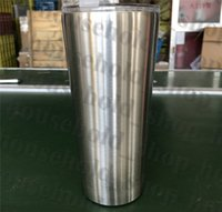 cuecas grátis para adultos venda por atacado-900 ml Isolados Copos de Aço Inoxidável Breve Entregar Garrafas Adultos Beber Com Tampa DHL Frete Grátis