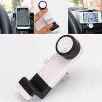 hava yastığı tutucu toptan satış-Renkli Pratik Araba Hava Firar tüm cep telefonu için Mobil Tutucu çerçeve Dağı Akıllı handsfree GPS standı