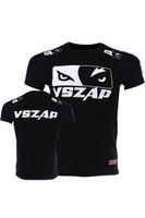 dövüş sanatları dövüşleri toptan satış-VSZAP savaş göz mücadele T-shirt swatting dövüş sanatları rüzgar Kurt MMA egzersiz kas egzersiz taiquan erkek