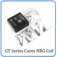 t4 spulen großhandel-Vaporesso GT Series Cores NRG Spulenkopf GT2 GT4 GT6 GT8 0,15 Ohm Ersatzspulen für Revenger Kit-1