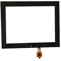 Wholesale tablet replacement screen online - Applicable inch F WGJ10359 black Digital Tablet PC Digitizer Capacitive Touch Screen Panel Glass Sensor Replacement part