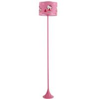rosa mädchen lampe großhandel-OOVOV Pink Princess Room Cat Stehleuchte Girls Room Cartoon Stehleuchten Bay Room Stehleuchte