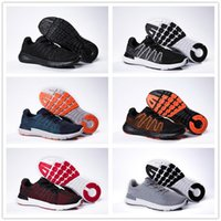 Wholesale floor fit - Men's Thrill 3 Sports Running Shoes 1816,Trainers Runner Mesh upper provides breathable, lightweight fit and feel ,2018 new comfort Runer