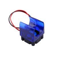 filament 1.75 toptan satış-Serin 3D Yazıcı Ekstruder Uzun mesafe J-kafa Hotend 1.75 MM / 0.3 MM Filament Fan PTFE Boru 3D Yazıcı Parçaları Aksesuarları