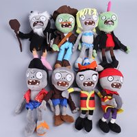 Wholesale plant vs zombies game for sale - Group buy Originality Plants Vs Zombies Chomper Soft Plush Toy Doll Game Figure Statue Baby Toys For Children Gifts sy W