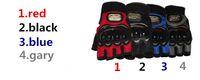 motorrad-rennhandschuhe großhandel-2017 Sport Handschuhe PROBIKER fabrik motorrad reiten langlauf straße rennwagen outdoor handschuhe halbe finger