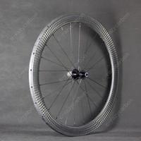 ruedas ud al por mayor-Tory Full Carbon Wheels 60 mm Clincher / Tubular Road Bike Rueda de carbono 700C Road Bike 12K / UD / 3K