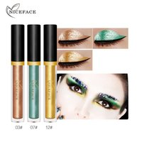 Beauty & Health Friendly Liquid Eyeshadow Makeup Eye Shadow Halloween Limited Shimmer Metallic Edition Pearl Light Shiny Maquiagem Cosmetics Beauty Essentials