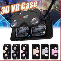 Wholesale 2018 Cheap VR Case D Glasses Phone Case for iPhone Plus Cases inches Virtual Reality d Glasses Case