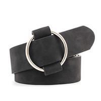 PU de cuero cinturones de cintura para las mujeres 2018 diseñador de moda para  mujer cinturones elásticos negro marrón rojo vintage femenino de alta  calidad 3bc0b7110925