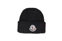 kadınlar için rahat şapka toptan satış-Bobble Şapka Nakış Kış Şapka Erkekler Kap kadın Sıcak Rahat Örme Şapka Kadın Erkek Yumuşak Akrilik Skullies Beanies Için Hip Hop Kapaklar