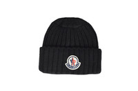 Wholesale bamboo protection for sale - Embroidery Winter Hat Men Cap Women s Warm Casual Knitted Hat Female Hip Hop Caps For Boys Soft Acrylic Skullies Beanies