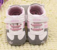 andador para bebé durante años al por mayor-Nuevos mocasines para bebés, antideslizante, cuero de la PU, primer andador, suela suave, recién nacido, 0-1 años, zapatos de bebé