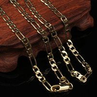 Wholesale Fashion Body Chain Necklace - Burst 4M three side body necklaces Europe and the United States selling gold-plated jewelry fashion necklace