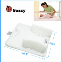 Wholesale baby net sleep for sale - Group buy Baby Sleep Pillow Prevent Vomiting Milk And Turn Over The Body Infant Mats Net Cloth Environmental Protection Materials tj ff